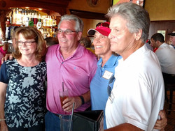 50th Post-Golf Party