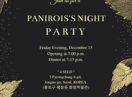 PANIROIS'S NIGHT PARTY