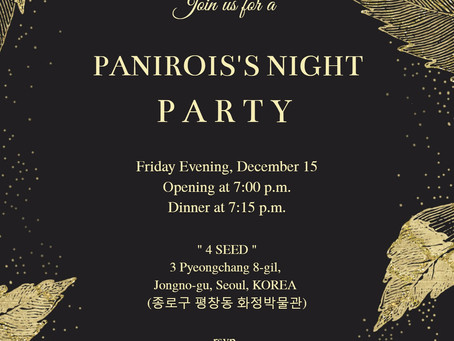 PANIROIS'S NIGHT PARTY