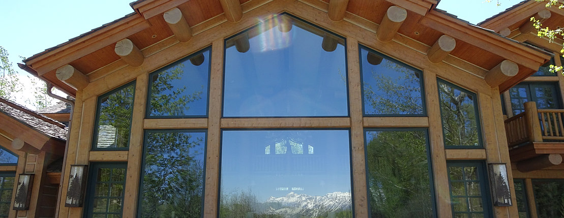 Window Washing Services Offered Jackson Wy
