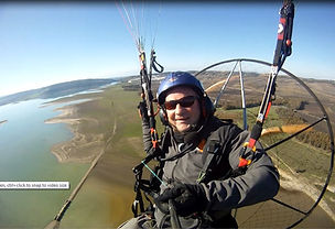paragliding northern ireland | paramotor northern Ireland | BHPA