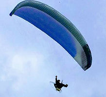 Cloudstreet Paragliding