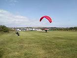 paramotor_groundhandling Cloudstreet Paragliding Centre