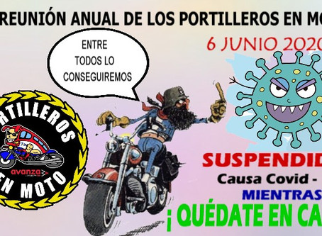 SUSPENDIDA 6 JUNIO
