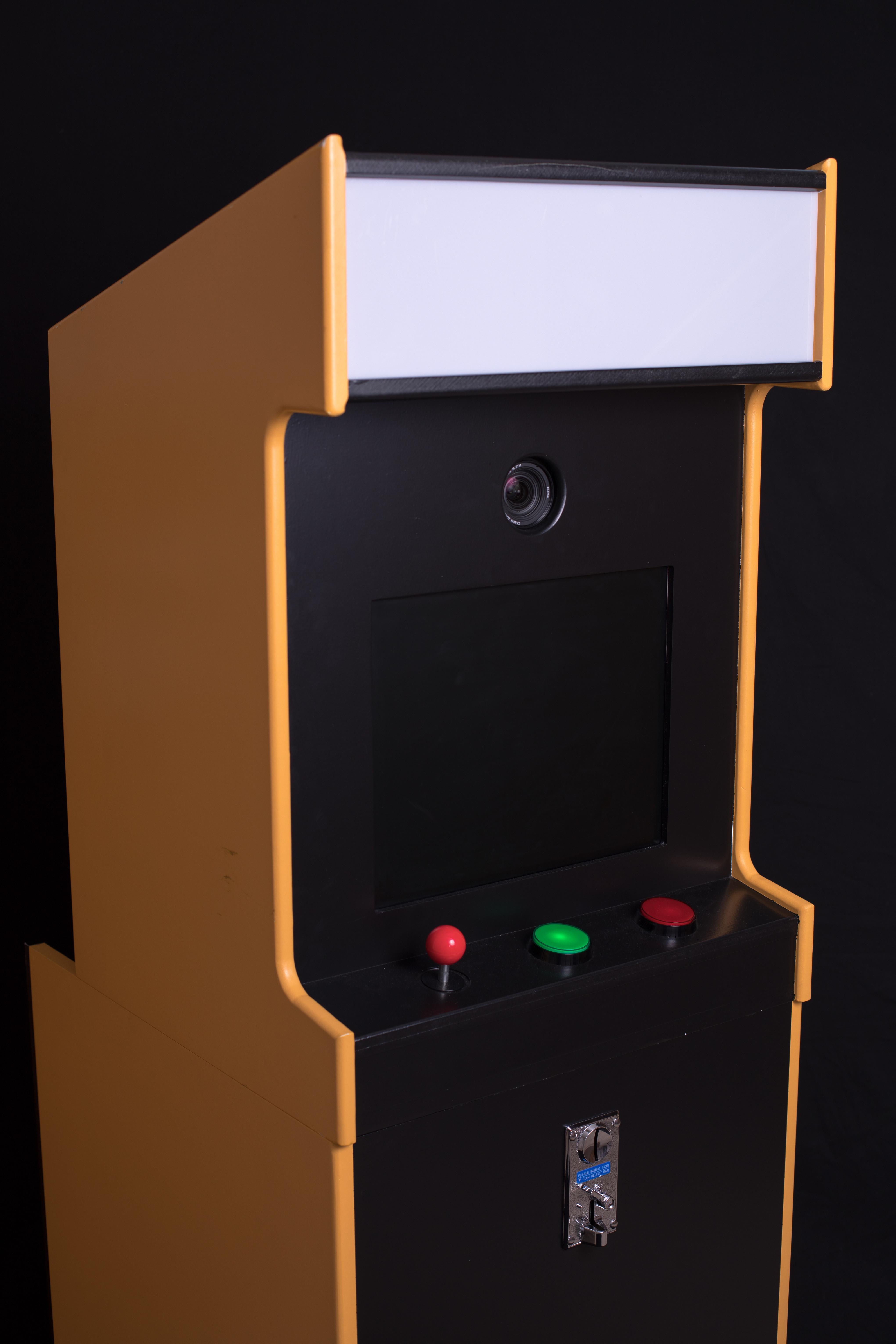 Arcade PhotoBooth Digitaal