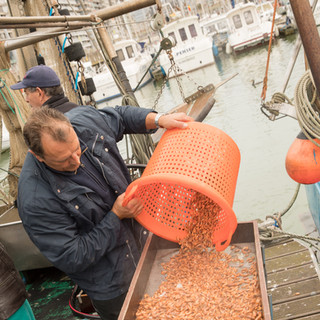 Het leven van een visser