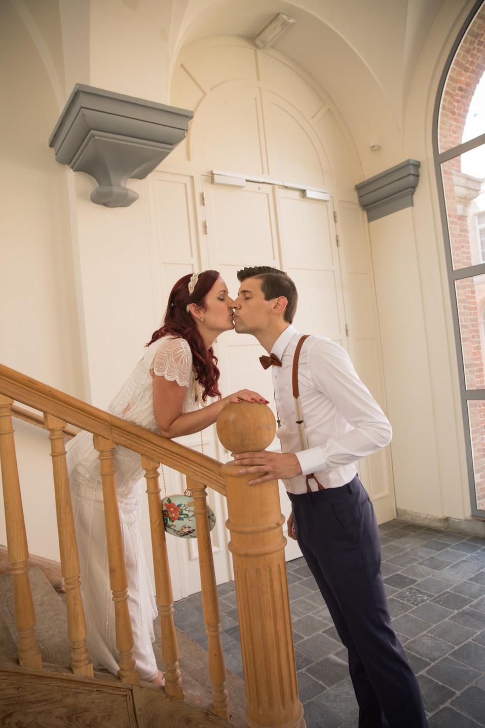 Huwelijks fotografie