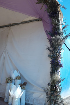 Healing space at RSF