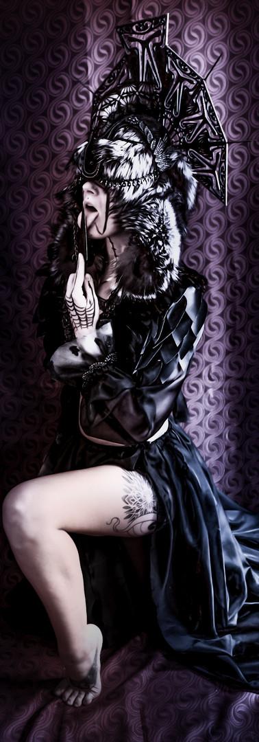 Warrioress Heroine