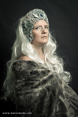 Artemisa Headdress