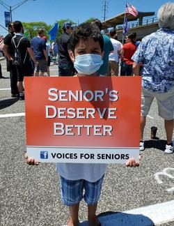 Seniors Deserve Better