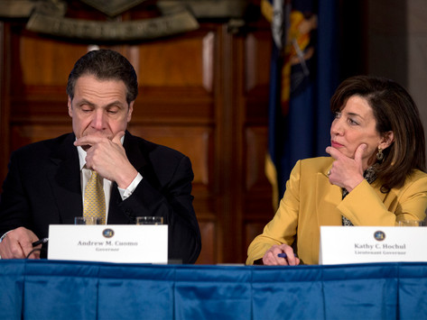 Nursing Cuomo's broken trust: Kathy Hochul's responsibility on COVID and...