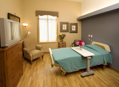 Nursing homes eye more private rooms in post-pandemic future