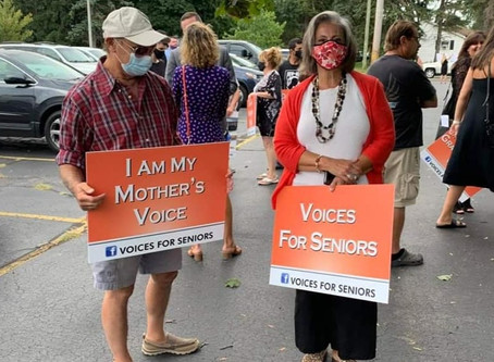 VoicesForSeniors wants Gov. Cuomo to lift restrictions in nursing homes & assisted living facilities