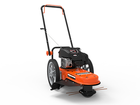 YFHWT22 Wheeled Line Trimmer-Orange Dram