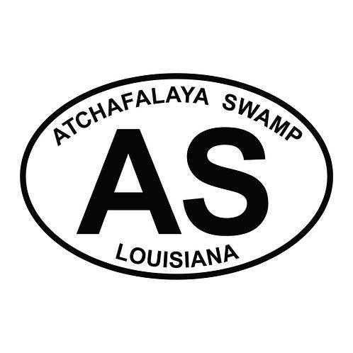 AS Sticker