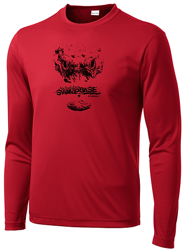 Red Insect Shield® Trek Shirt