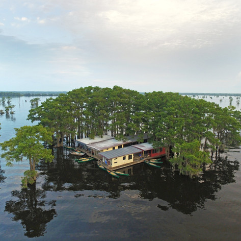 Houseboat Overnight