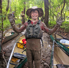Swamp Stomp Portage