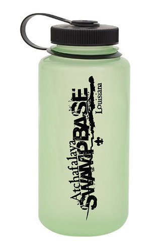 Swamp Base logo Nalgene