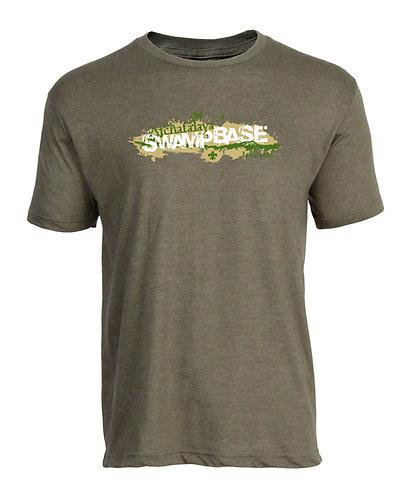 Logo Shirt - Moss
