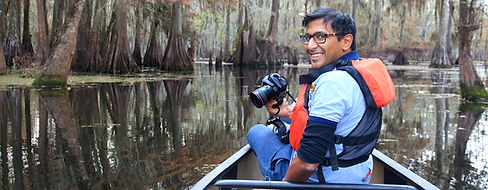 Louisian swamp photography workshop