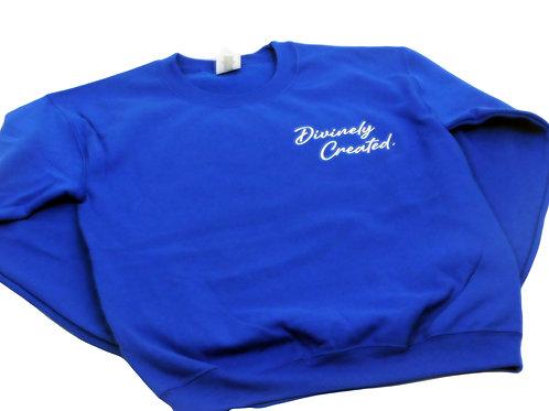 Divinely Created Sweatshirt