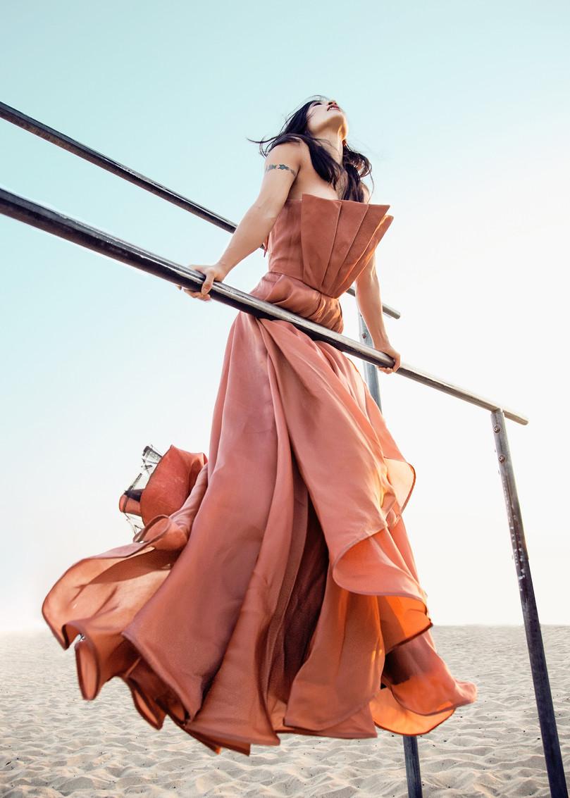 NATASHA WANG  |  POLE DANCER