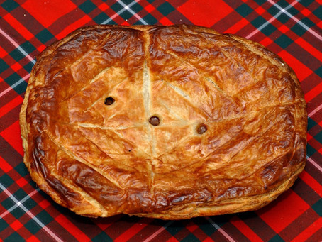 Steak Pie for the New Year