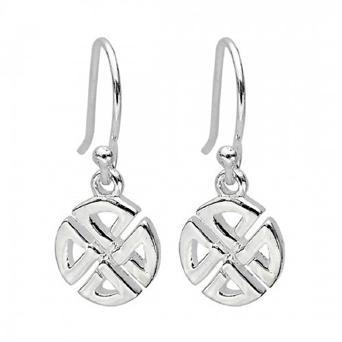 Round Knot Earrings