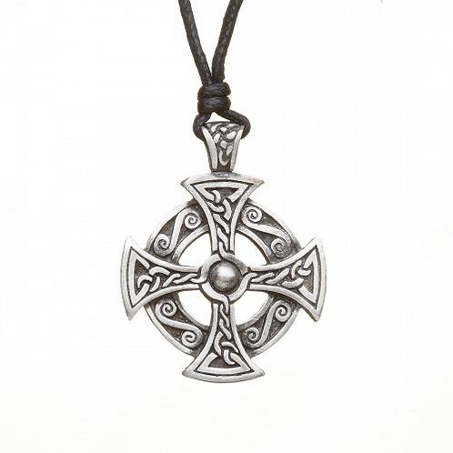 Druid's Cross Pendant