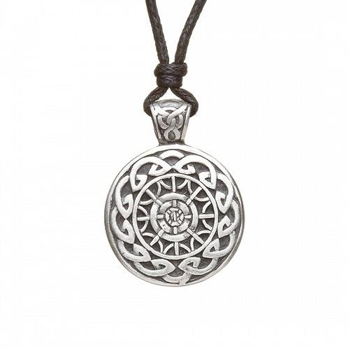 Celtic Mandala Pendant