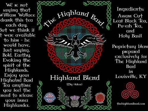 Highland Blend Tea Tin