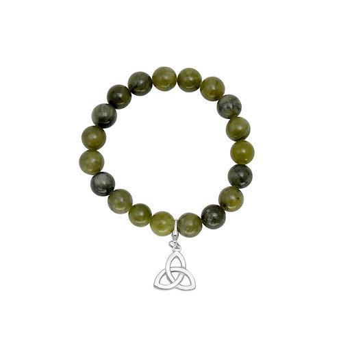 Trinity Charm Bracelet