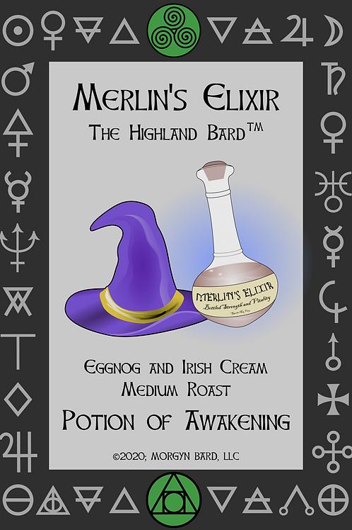 Merlin's Elixir Coffee