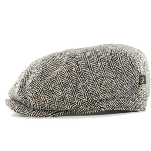 Herringbone Driving Cap