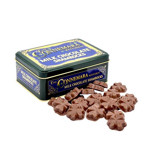 Milk Chocolate Shamrocks