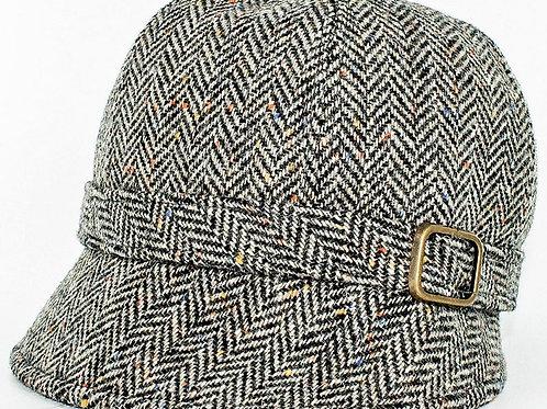 """Patsy"" Royal Tara Herringbone Hat"