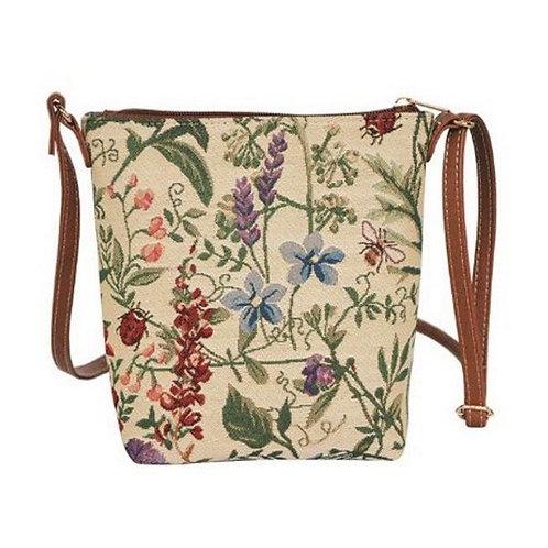 Tapestry Sling Bag