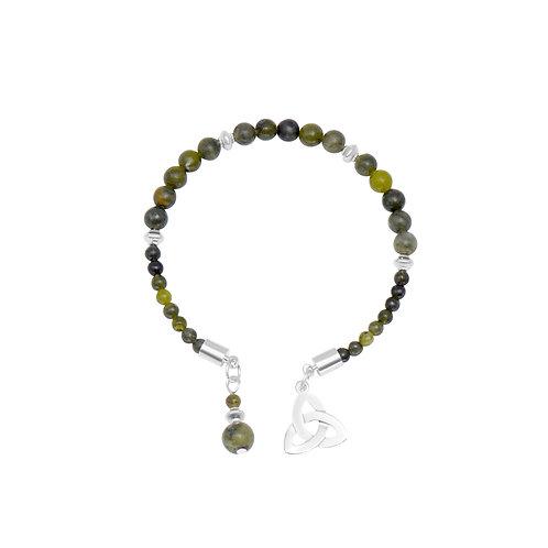 Trinity Horseshoe Bracelet