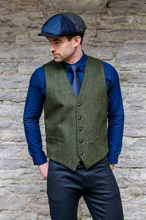 Mucros Green Vest