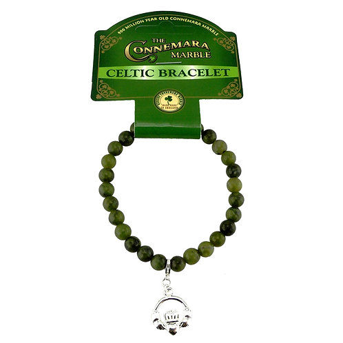 Claddagh Charm Bracelet