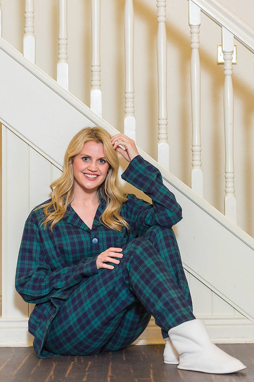 Blackwatch Tartan Pajamas