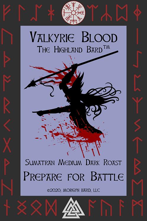 Valkyrie Blood Coffee