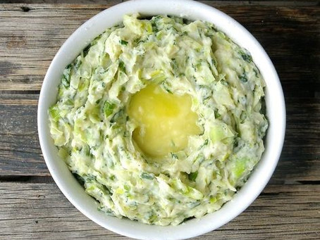 Colcannon for Imbolg