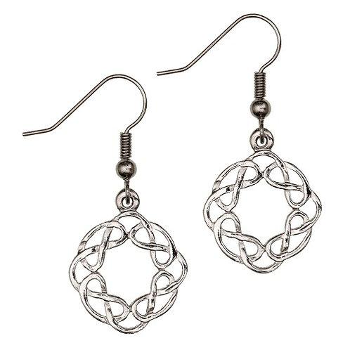 Eternal Interlace Earrings