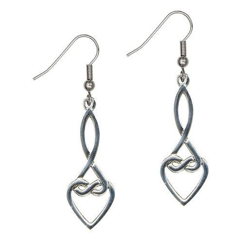 Jura Heart Earrings