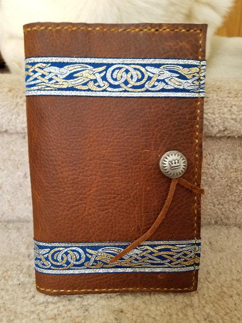 Traveller Journal - Blue Game of Thrones