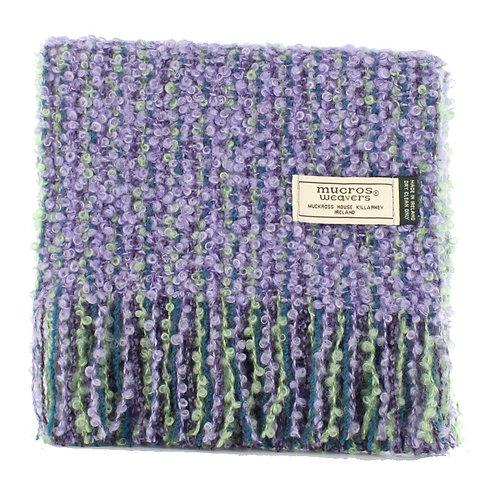 Fairy Garden Scarf - Lavender