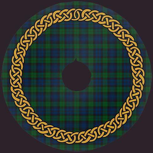 Celtic Holiday Tree Skirt